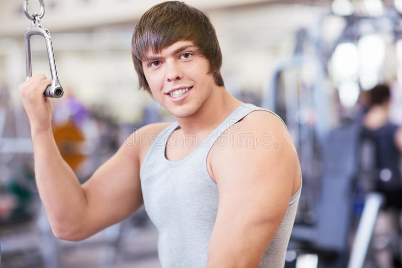 Download Sportsman stock photo. Image of muscular, adults, looking - 29435466