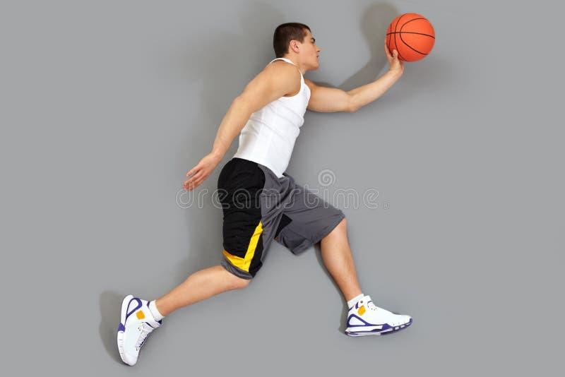 sportsman imagem de stock