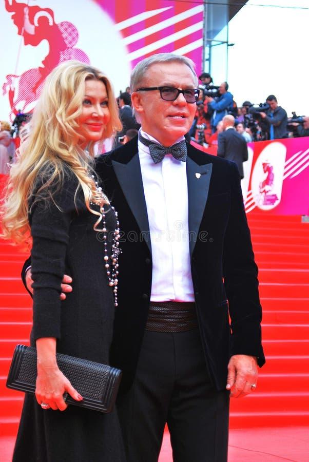 Download Sportsman Vyacheslav Fetisov At XXXVI Moscow International Film Festival Editorial Stock Photo - Image: 41869958