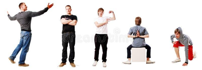 Sportsmen Stock Image