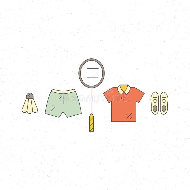 sportswear διανυσματική απεικόνιση