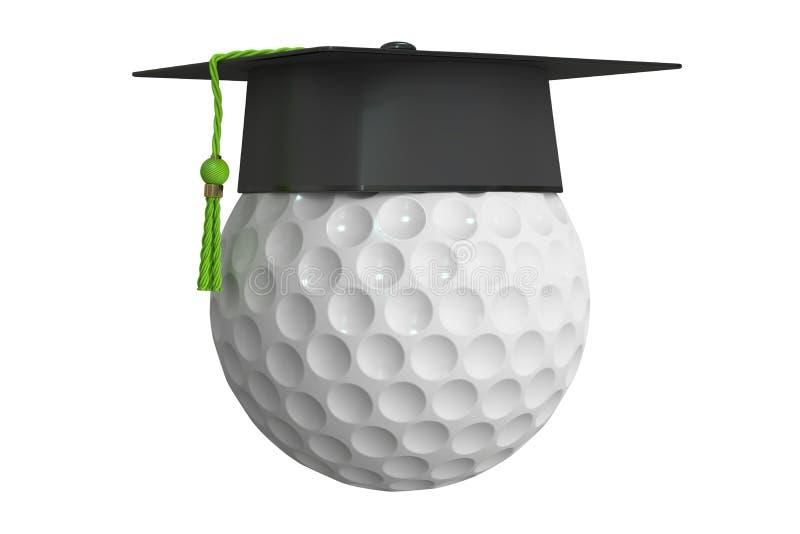 Sportutbildningsbegrepp, tolkning 3D royaltyfri illustrationer