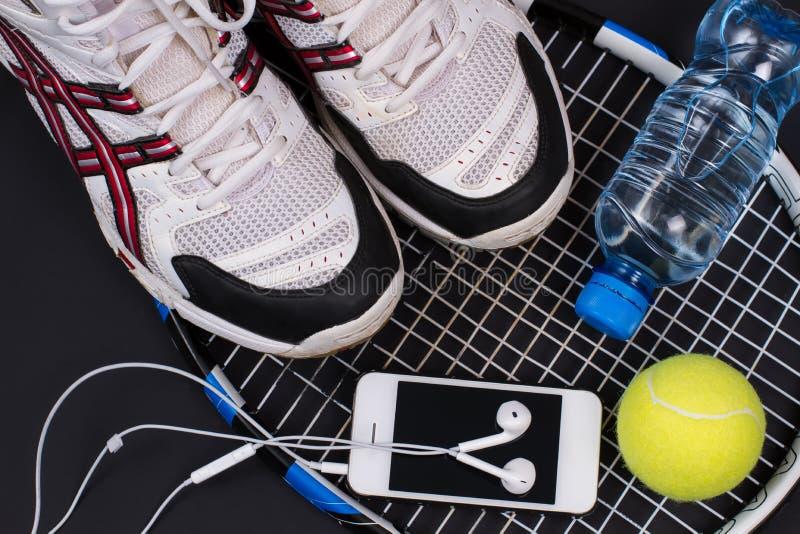 Sportutrustning royaltyfria bilder