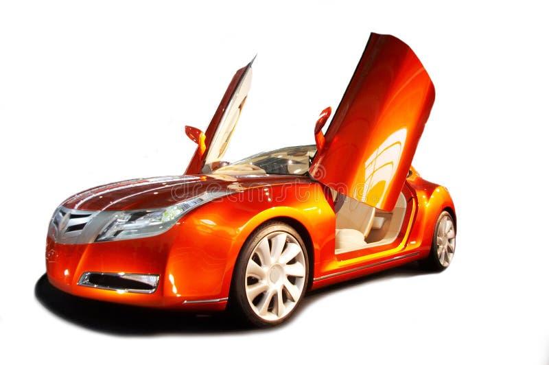 Sportwagen   royalty-vrije stock foto