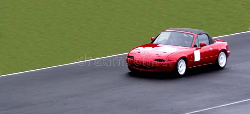 Sportwagen stock afbeelding