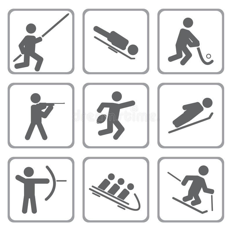 sporty ilustracja wektor