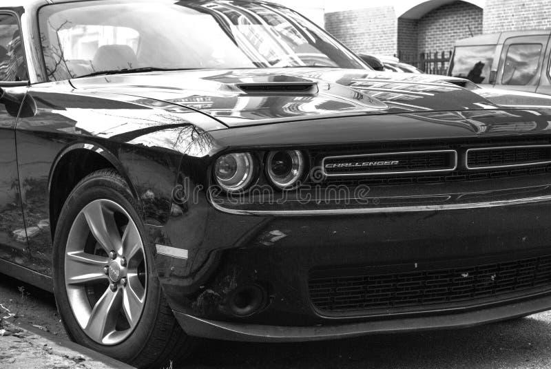 Sporty baru samochód obrazy stock