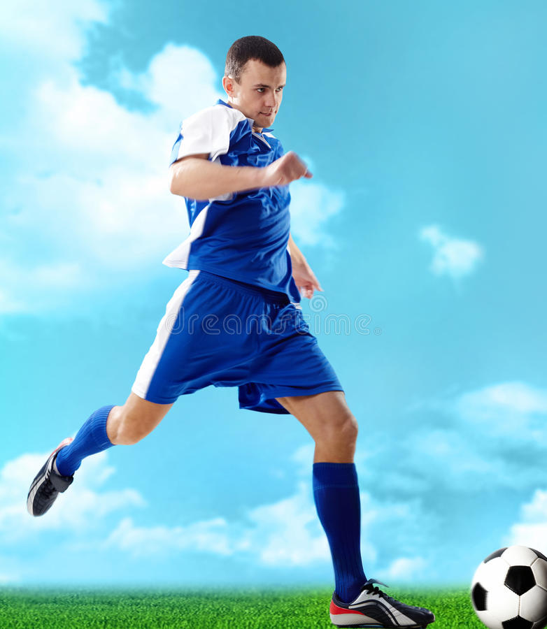 Download Sporty guy stock image. Image of masculine, fall, outdoor - 14620775