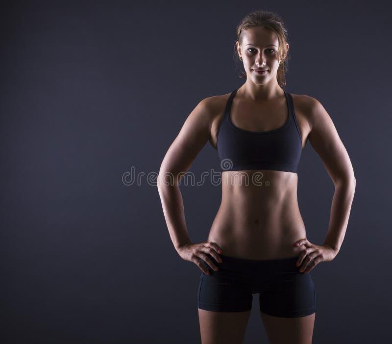 Sporty kobieta zdjęcia stock