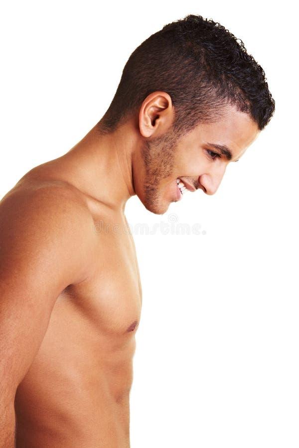 Sporty Moroccan Male Stock Photos