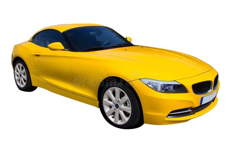 Sporty Samochodowi zdjęcia royalty free