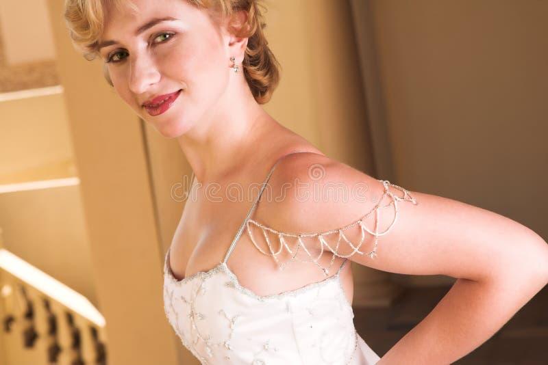 Sposa #5 fotografia stock libera da diritti