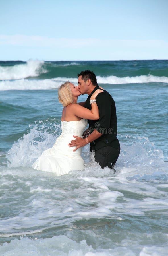Sposa e sposo 5 fotografie stock