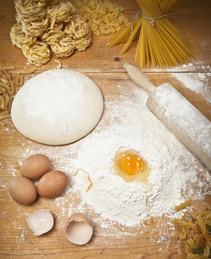 Sposoby dla robić chlebowi zdjęcia stock
