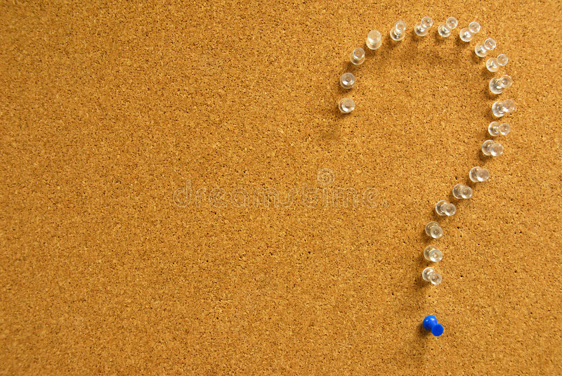 Download Spot on question stock photo. Image of board, front, post - 1418390