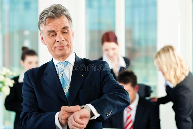 spotkania biznesowy biuro zdjęcie stock