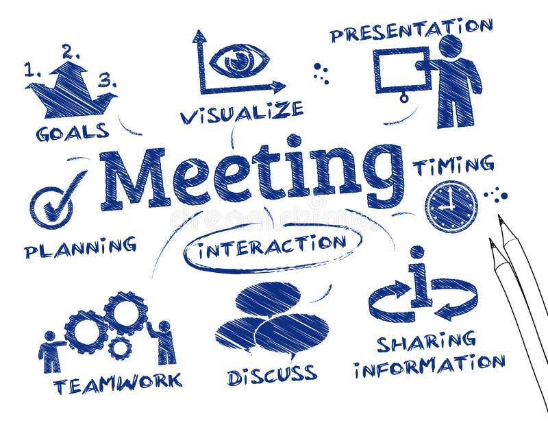 spotkanie ilustracji