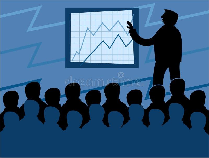spotkanie w interesach ilustracji