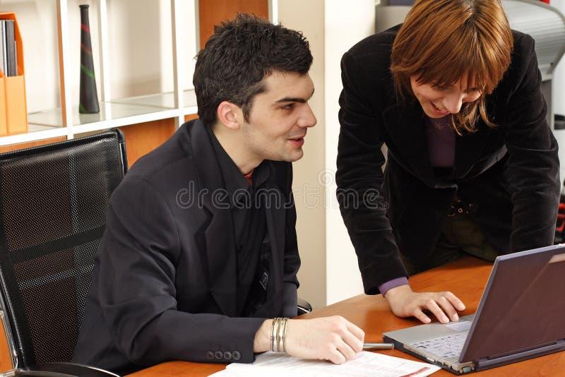 spotkanie w interesach zdjęcia stock