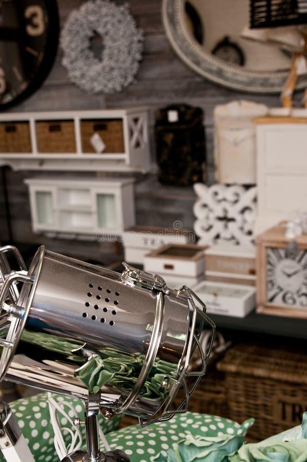Spotligh-Lampe im Verkauf stockfotografie
