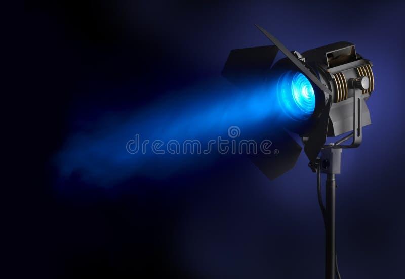 Spotlight stock image