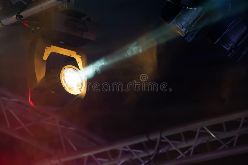 Download Spotlight stock image. Image of performance, illuminated - 25641369