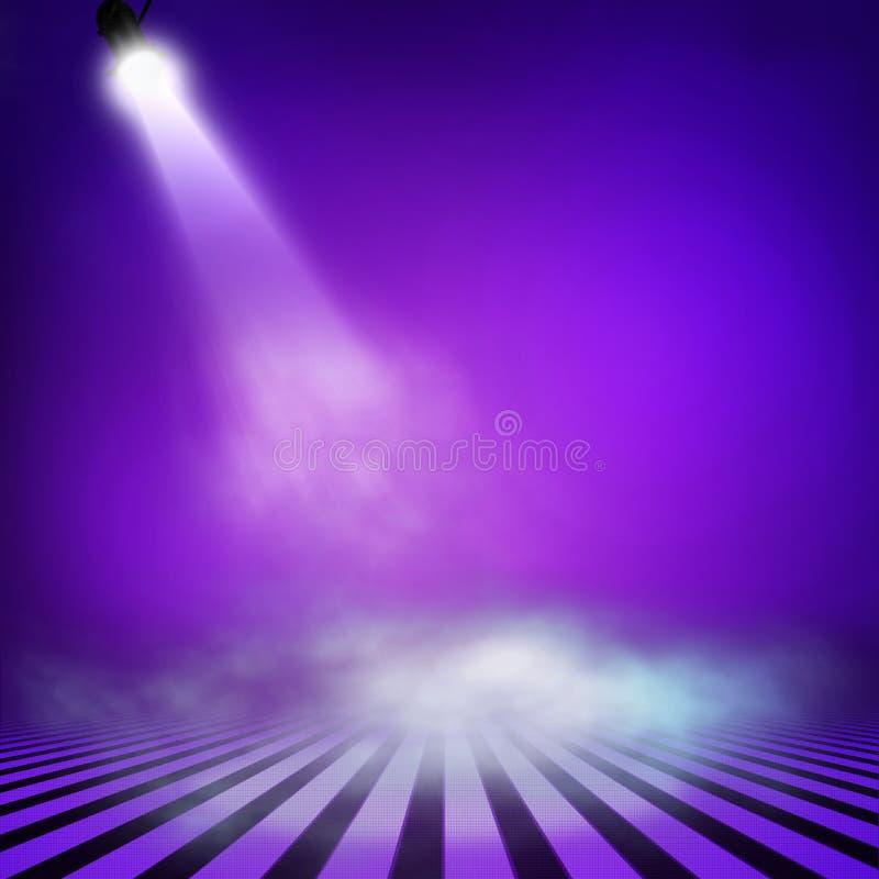 Download Spotlight  background stock illustration. Image of light - 27021282