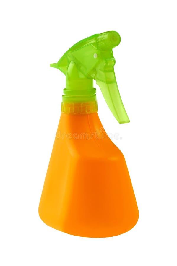Sprühen Sie Flasche stockbild
