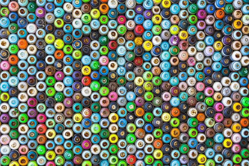 Sprühfarbemuster lizenzfreie stockfotografie