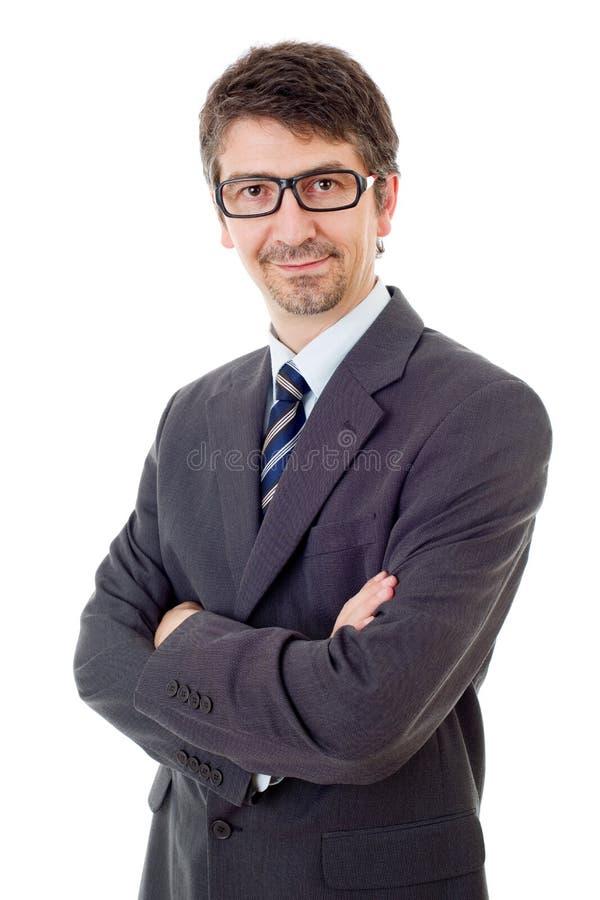 Download Sprawa Tła Odizolowane Biały Facet Przez Zdjęcie Stock - Obraz złożonej z kontakt, ufny: 57662848