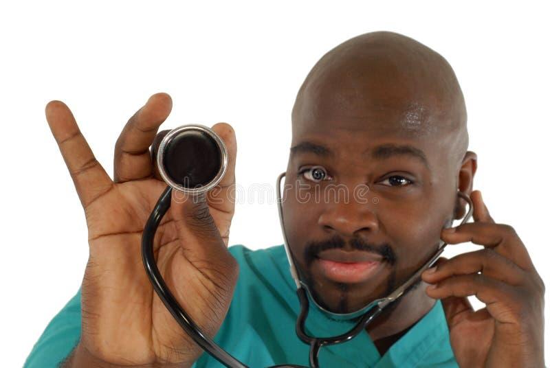 sprawdź doktora jest obraz stock
