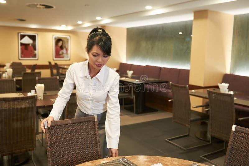 Sprawdzać stoły zdjęcie royalty free