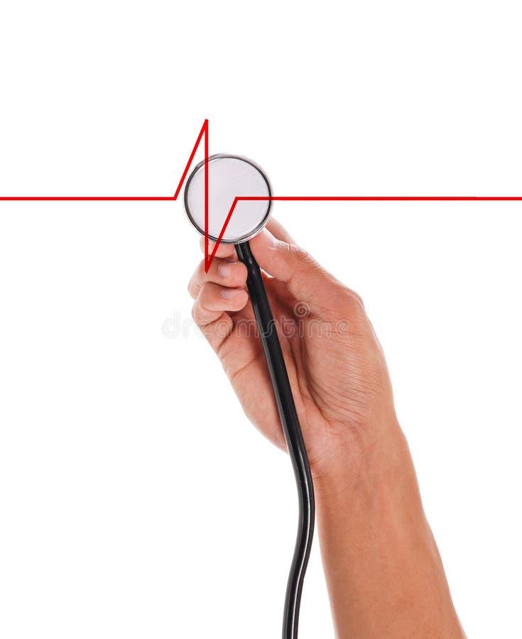 sprawdzać zdrowie zdjęcie stock
