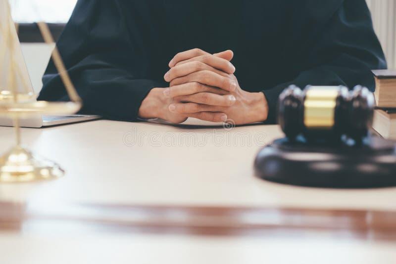 Sprawiedliwość i prawa pojęcie zdjęcia royalty free