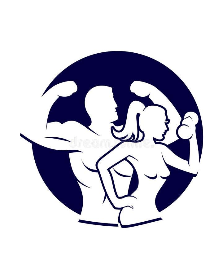 Sprawność fizyczna logo