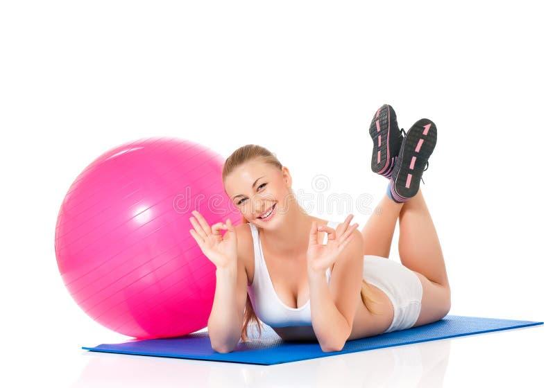 Download Sprawności Fizycznej Kobieta Zdjęcie Stock - Obraz: 37282716