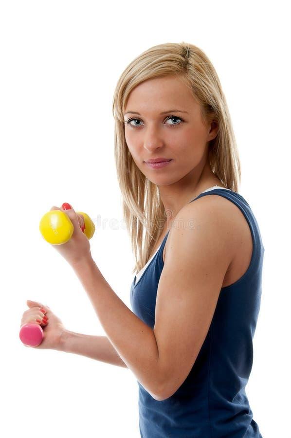 Download Sprawności Fizycznej Szkolenie Zdjęcie Stock - Obraz: 24191384