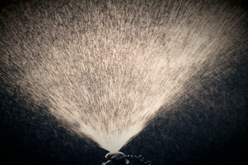 Download Spray fotografering för bildbyråer. Bild av afton, spray - 106829757