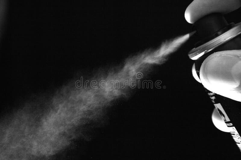 spray obrazy stock