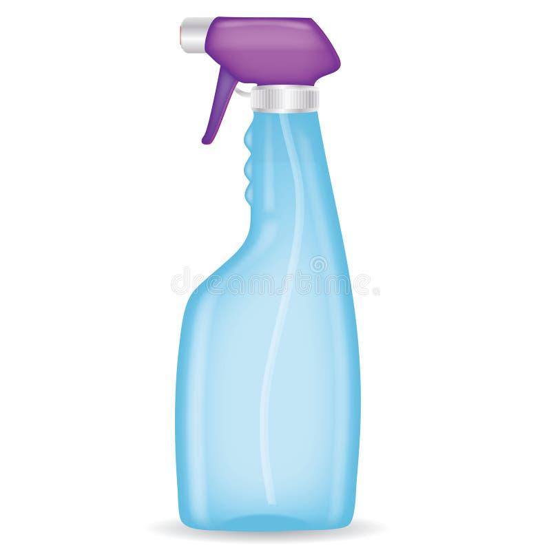 Spray Bottle,vector Royalty Free Stock Photography