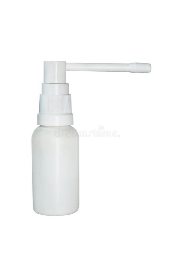 Spray der wunden Kehle lizenzfreies stockbild