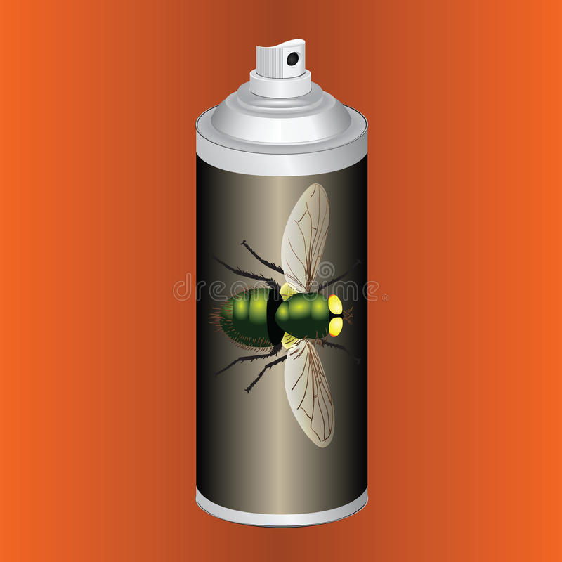Spray the flies