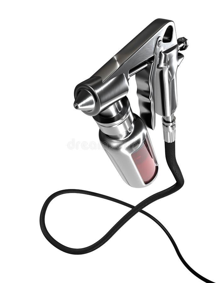 Download Spray Gun Royalty Free Stock Images - Image: 22745029