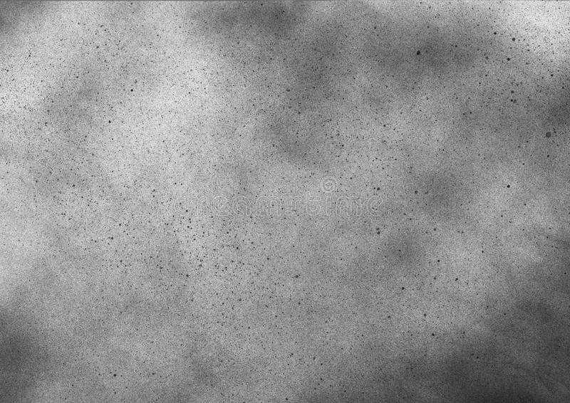 Spray particles texture isolated on white stock photos