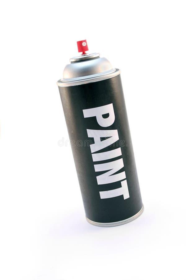 Spraydose stockbilder