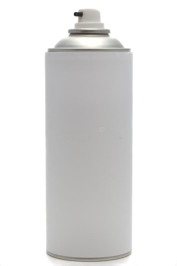 Spraydose. lizenzfreies stockbild