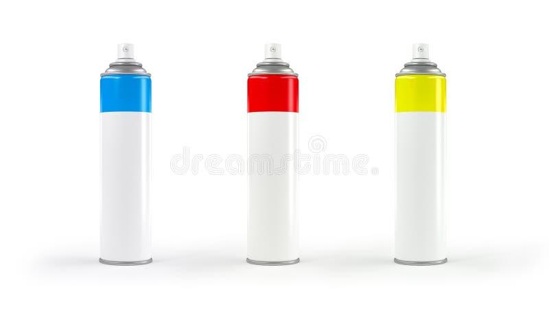 Spraydose Insektenvertilgungsmittel stockfotos