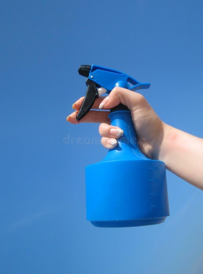 Sprayer stock photos