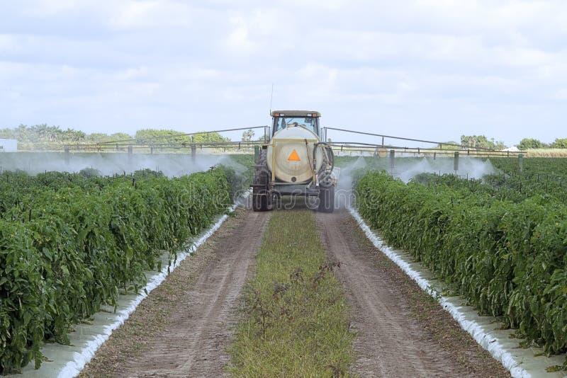 Download Spraying Pesticides - 1 stock image. Image of machine - 18708579
