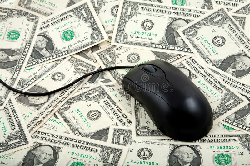 Download Spread Of Money As Background Stock Photo - Image: 11597682